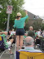 St Pats Parade Day Metairie 2012 Parade A7.JPG