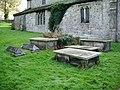 St Wilfrid's Church, Melling, Graveyard - geograph.org.uk - 612812.jpg
