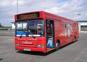 Stagecoach Merseyside - Stagecoach Merseyside 34815/PX06DVZ at Gillmoss depot