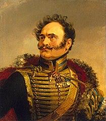 Portrait of Yegor F. Stahl (1772 - after 1862)