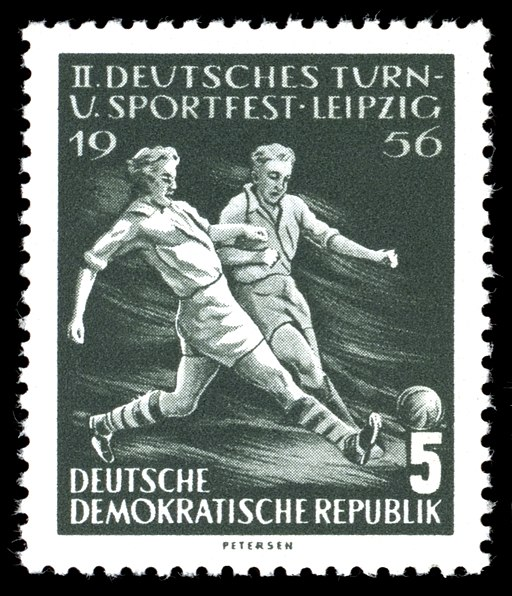 Stamps of Germany (DDR) 1956, MiNr 0530