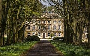 Pendleton, Lancashire - Image: Standen Hall