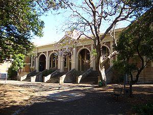 Varney Parkes - Image: Stanmore Public School