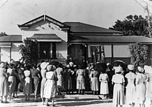 StateLibQld 1 87876 Country Women's Association Hostel in Bowen, ca. 1950.jpg