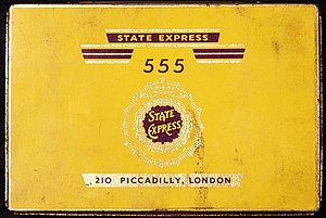State Express 555