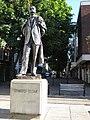 Statue of Sir Edward Elgar, Worcester - geograph.org.uk - 923456.jpg