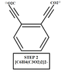 Step 2 -Orthodiethynylbenzene dianion.png