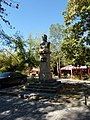 Stepan Sahumyan Statue in Vakharshapat 02.JPG