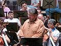 Stephen Gould, Ensaio Tristán e Isolda, Palacio da ópera, A Coruña 26.JPG