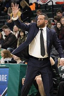 Steve Masiello American basketball coach