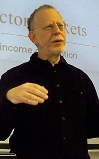 Steven Plaut giving a lecture at Central European University in 2011