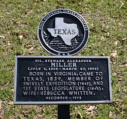Photo of Black plaque number 23326
