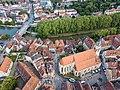 Stiftskirche in Tübingen aus der Luft in Blickrichtung Südwesten.jpg