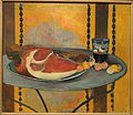 Still Life with Ham, Paul Gauguin, 1889 - Phillips Collection - DSC04802.JPG