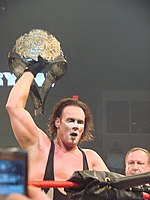 Sting successfully defended the TNA World Heavyweight Championship at Turning Point.