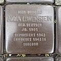 Stolperstein Bocholt Hemdener Weg 11 Anna Löwenstein.jpg