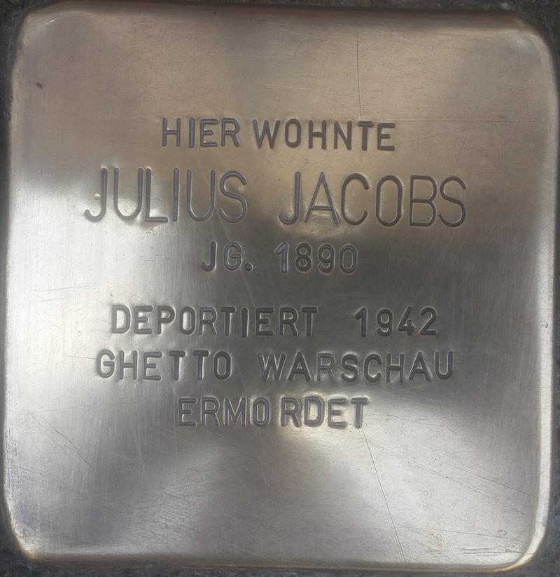 Stolperstein Bovenden Julius Jacobs.png