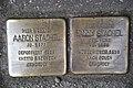 Stolperstein Duisburg 500 Altstadt Universitätsstraße 30 2 Stolpersteine.jpg