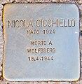 Stolperstein für Nicola Cicchiello (Rom).jpg