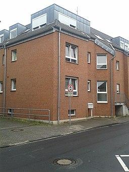 Siegstraße in Troisdorf