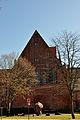 Stralsund, Knieperwall, Stadtmauer, Katharinenhalle (2011-04-09) 2, by Klugschnacker in Wikipedia.jpg
