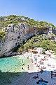 Strand Stiniva auf der Insel Vis, Kroatien (48693854731).jpg