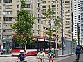 Streetcars on the 509 Harbourfront route, 2016 07 03 (7).JPG - panoramio.jpg