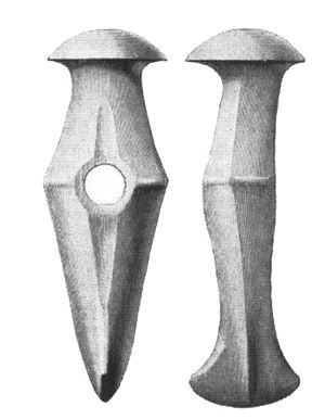 North European hypothesis - Neolithic stone-axe from Sweden