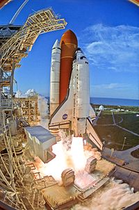 Sts117 Atlantis Launch1