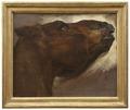 Study of a Dead Horse (Théodore Géricault) - Nationalmuseum - 22494.tif