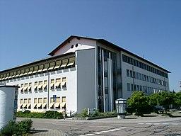 Stutensee Blankenloch Rathaus 20070521