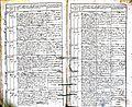 Subačiaus RKB 1832-1838 krikšto metrikų knyga 010.jpg