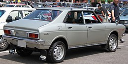 Subaru Leone 4 Door Sedan 4WD rear.jpg