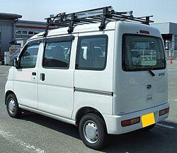 Subaru Sambar Van 20130423 02.JPG