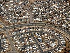 Suburbia by David Shankbone