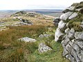 Summit ridge, Brown Willy - geograph.org.uk - 1006018.jpg