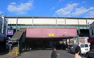 Sutter Avenue–Rutland Road (IRT New Lots Line) - Street view