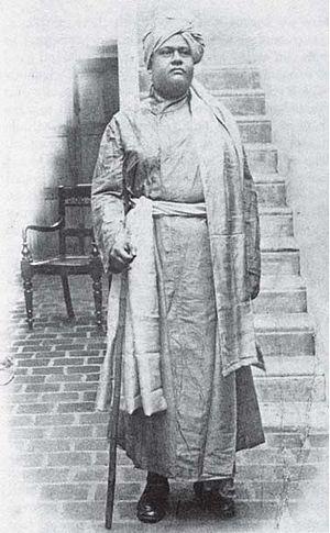 Swami Brahmananda - Swami Brahmananda in Madras, 1908