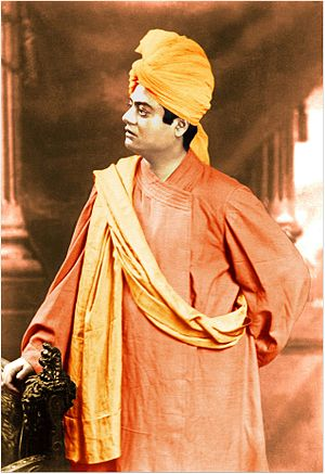 """John Henry Wright - Wright met Vivekananda in Boston in August 1893. About Vivekananda, he commented—  """"Here is a man who is more learned than all our learned professors put together."""""""