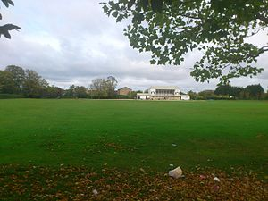 County Cricket Ground, Swindon - Image: Swindon Cricket Club