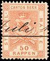 Switzerland Bern 1880 revenue 50rp - 13B.jpg
