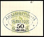 Switzerland Bern 1903-1930 revenue 3 50c - 27a fragment.jpg