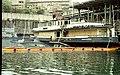Sydney Ferries KAMERUKA and KARRABEE laid up in Pyrmont circa 1986.jpg