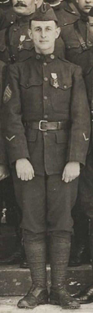 Sydney G. Gumpertz - Medal of Honor recipient