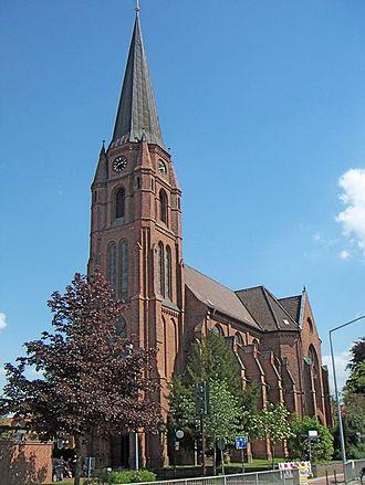Syke - Lutheran church