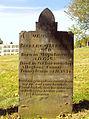 Sylvester (Ruggles), St. Clair Cemetery, 2015-10-05, 01.jpg