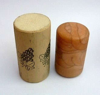 Closure (wine bottle) - Synthetic corks for bottles