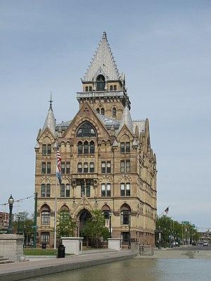 Syracuse Savings Bank Building - Image: Syracuse Savings Bank Building Syracuse, NY