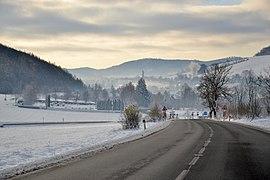 Třemešná (Röwersdorf) v zimě 01.jpg