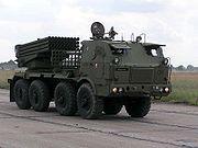 Tatra T813 raketomet